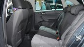 Skoda Rapid Spaceback Scoutline rear seats at IAA 2015