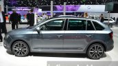 Skoda Rapid Spaceback Scoutline side at IAA 2015