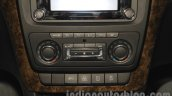 Skoda Yeti ac controls at Nepal Auto Show 2015