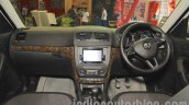 Skoda Yeti dashboard at Nepal Auto Show 2015
