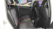 Skoda Yeti rear seats legroom at Nepal Auto Show 2015