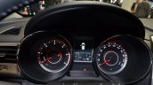 Ssangyong Tivoli Diesel instrument cluster at the 2015 IAA