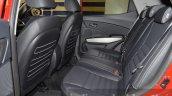 Ssangyong Tivoli Diesel rear seat at the 2015 IAA