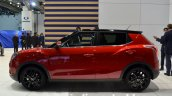 Ssangyong Tivoli Diesel side at the 2015 IAA