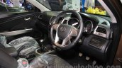 Ssangyong Tivoli interior at the 2015 Nepal Auto Show