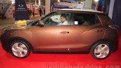 Ssangyong Tivoli side at the 2015 Nepal Auto Show