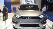 Ssangyong XAV Adventure front at the IAA 2015