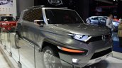 Ssangyong XAV Adventure front three quarter at the IAA 2015