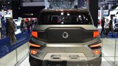 Ssangyong XAV Adventure rear at the IAA 2015