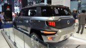 Ssangyong XAV Adventure rear three quarter at the IAA 2015