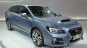 Subaru Levorg front three quarters left at IAA 2015