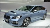 Subaru Levorg front three quarters right at IAA 2015