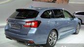 Subaru Levorg rear three quarters at IAA 2015