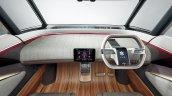 Suzuki Air Triser compact minivan concept dashboard unveiled