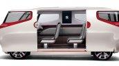 Suzuki Air Triser compact minivan concept doors open unveiled