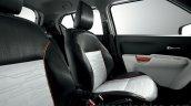 Suzuki Ignis Trail concept seats press shots-1