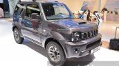 Suzuki Jimny Ranger special edition front three quarter right at IAA 2015