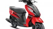Suzuki Let's Pearl Mira Red official