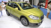 Suzuki SX4 S-Cross 1.4 T (Boosterjet) front quarter at the 2015 Chengdu Motor Show