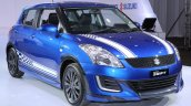 Suzuki Swift RR2 Limited edition front three quarter unveiled in Malaysia