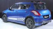 Suzuki Swift RR2 Limited edition rear quarter unveiled in Malaysia