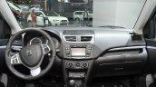 Suzuki Swift X-Tra dashboard interior at IAA 2015