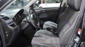 Suzuki Swift X-Tra front seats at IAA 2015