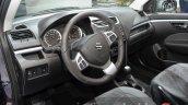 Suzuki Swift X-Tra steering wheel at IAA 2015