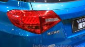 Suzuki Vitara Boosterjet taillight at the 2015 Chengdu Motor Show