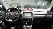 Suzuki Vitara S Grade dashboard at IAA 2015