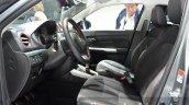 Suzuki Vitara S Grade front seats at IAA 2015