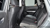 Suzuki Vitara S Grade rear seats legroom at IAA 2015