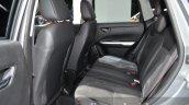 Suzuki Vitara S Grade rear seats legroom at IAA 2015