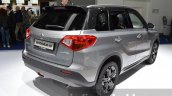 Suzuki Vitara S Grade rear three quarter right at IAA 2015