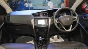 Tata Bolt dashboard at the 2015 Nepal Auto Show