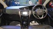 Tata Bolt dashboard at the 2015 Nepal Auto Show