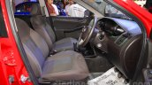 Tata Bolt front cabin at the 2015 Nepal Auto Show