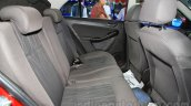 Tata Bolt rear cabin at the 2015 Nepal Auto Show