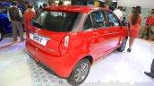 Tata Bolt rear three quarter at the 2015 Nepal Auto Show