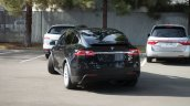 Tesla Model X rear quarters launch