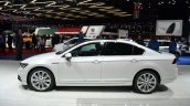 VW Passat side at the 2016 Geneva Motor Show