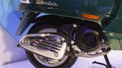 Vespa VXL exhaust system launch Mumbai