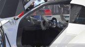 Volkswagen Golf GTE Sport door open at IAA 2015