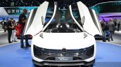 Volkswagen Golf GTE Sport front at IAA 2015