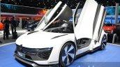 Volkswagen Golf GTE Sport front three quarter left at IAA 2015