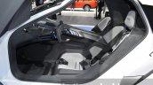 Volkswagen Golf GTE Sport interior seats at IAA 2015