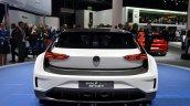 Volkswagen Golf GTE Sport rear at IAA 2015