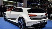 Volkswagen Golf GTE Sport rear three quarter left at IAA 2015