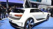 Volkswagen Golf GTE Sport rear three quarter right at IAA 2015