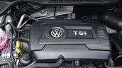 Volkswagen Polo GTI 1.8 TSI engine at IAA 2015